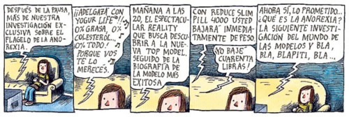 Liniers - Anorexia