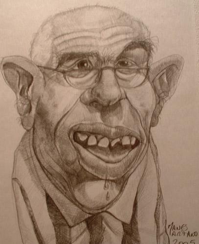 Carlitos Tévez de viejo