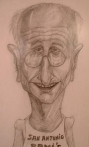 Emanuel Ginóbili de viejo