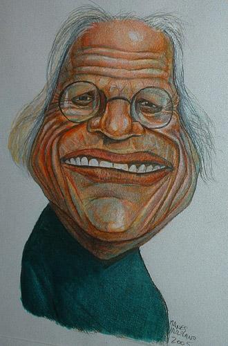 Marcelo Tinelli de viejo