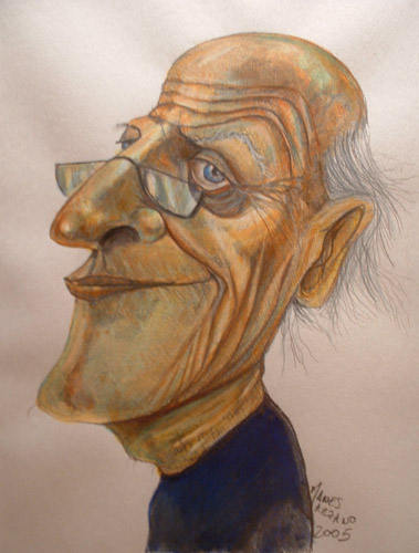 Mario Pergolini de viejo