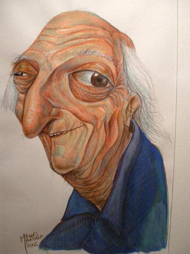 Néstor Kirchner de viejo