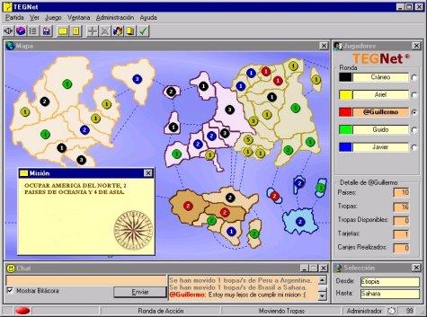 TEG - Táctica y Estrategia de Guerra