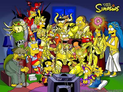 Simpsons Del Zodíaco