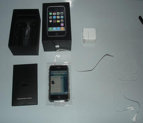 Contenido De La Caja Del iPhone