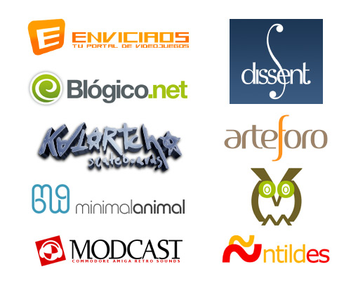 Logos de Román Cortés