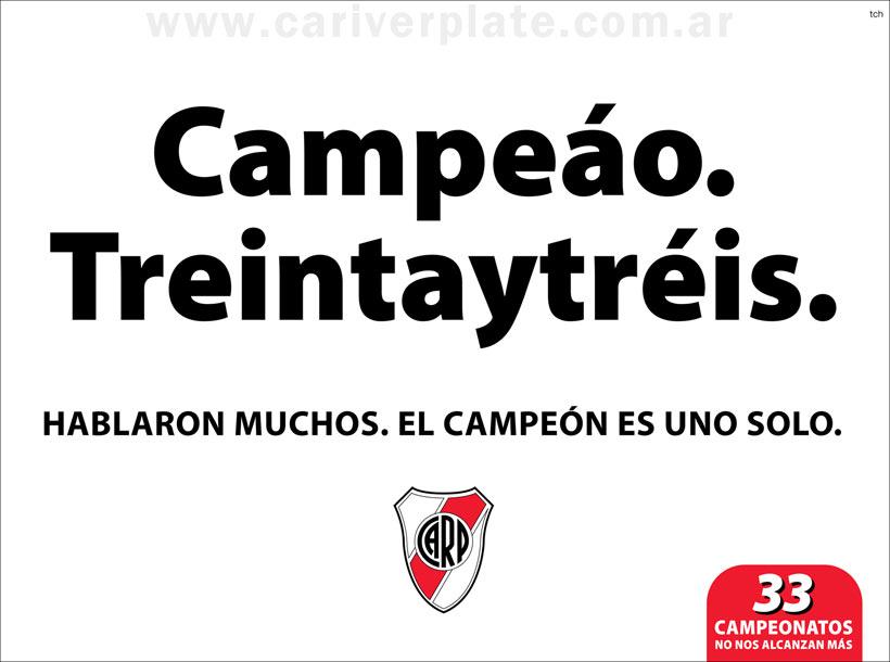 River Campeón - Clausura 2008