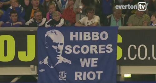 Hibbo Scores, We Riot
